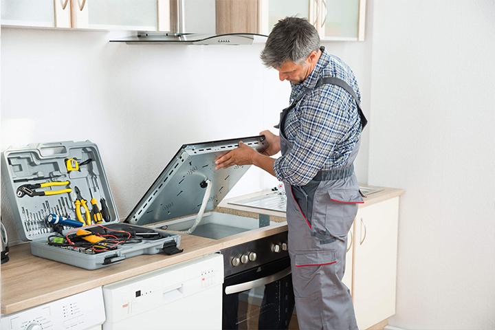 affordable stove repair in Fresno