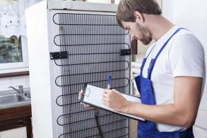 freezer repair near me