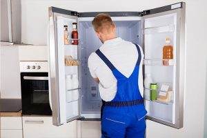 refrigerator repair near me